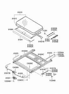 2011 Hyundai Santa Fe Screw - Tapping