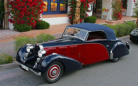 Bugatti Type 57 Graber Cabriolet laptimes, specs ...