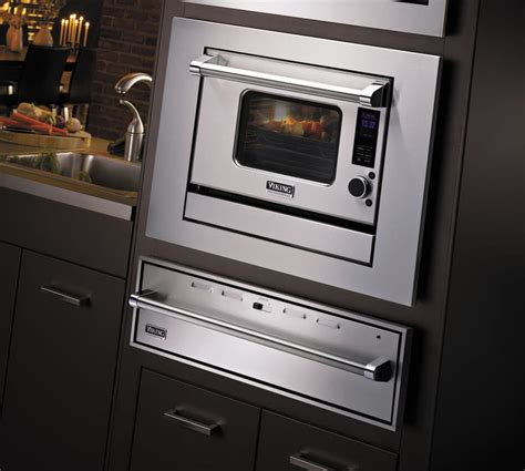 Microwave Convection Countertop by Viking Vcso210ss 1 1 Cu Ft Countertop Combi Steam