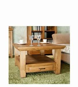 Couchtisch Holz Mit Schublade : couchtisch mit 1 schublade klassisch massiv aus holz ~ Frokenaadalensverden.com Haus und Dekorationen