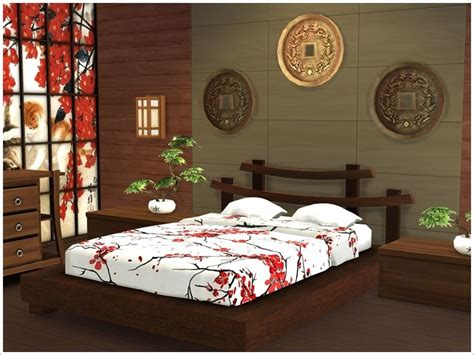 Asian Bedroom Furniture by Set Of Bedroom Furniture In Asian Style This Set Will Be