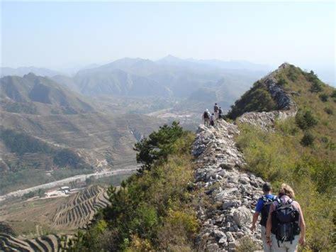 Great Wall Of China Walking Holiday Helping Dreamers Do