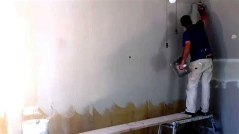 skim coating  drywall youtube
