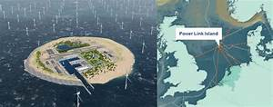 Plans for a shared elektricity island on the Northsea ...