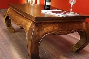 Couchtisch Holz Natur : opiumtisch couchtisch 96x65x41 wohnzimmertisch holz massiv natur opium asiatisch ebay ~ Markanthonyermac.com Haus und Dekorationen
