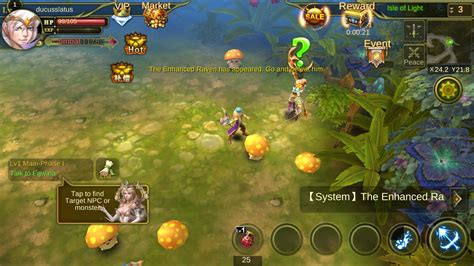 best android mmorpg of the immortals mmo for android free