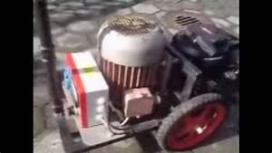 Rasenkehrmaschine Selber Bauen : eigenbau stromerzeuger homemade powergenerator youtube ~ Watch28wear.com Haus und Dekorationen