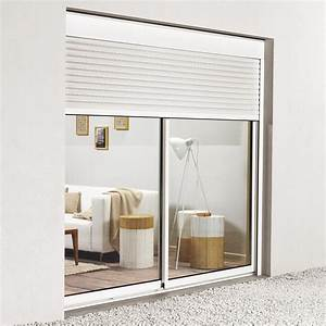 baie vitree avec volet roulant integre pas cher With porte de garage coulissante avec bloc de porte