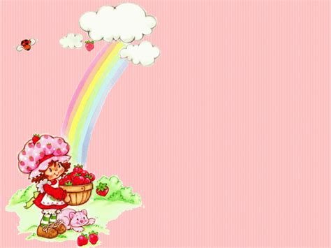 strawberry shortcake backgrounds wallpapersafari
