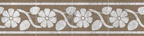 Border tiles victorian cement floor texture seamless 13815