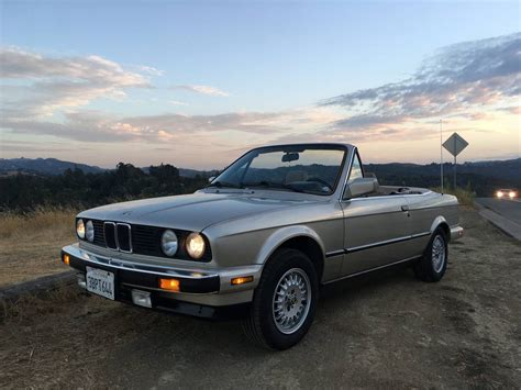 1988 Bmw 325i For Sale by 1988 Bmw 325i Convertible German Cars For Sale