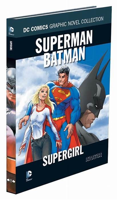 Dc Comic Eaglemoss Graphic Novel Comics Heroes