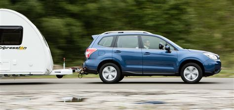 towing capacity subaru forester auto magazine