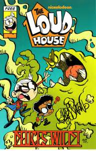 Loud House Comic Book