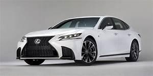 2018 Lexus Ls F