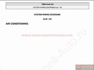 Audi A4 1996 System Wiring Diagrams