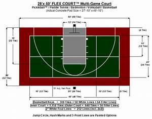 Court Layouts – Flex Court Athletics
