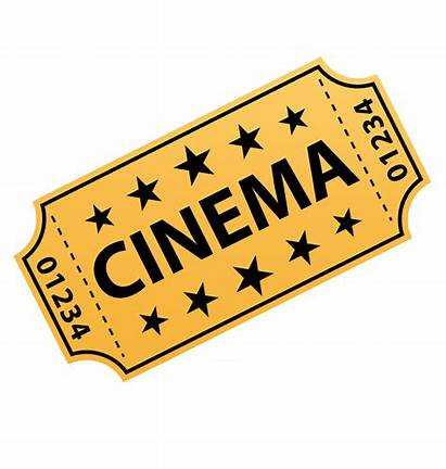 Ticket Clipart Tickets Transparent Cinema Webstockreview 2021