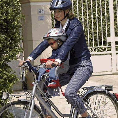 siege de velo ok baby porte bébé avant pour vélo