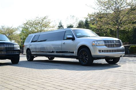 Lincoln Limo by Silver Lincoln Navigator Limo Fl Limousine