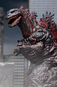 Godzilla – 12″ Head-to-Tail Action Figure – Shin Godzilla