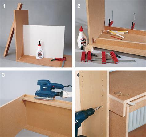 progetto scrivania fai da te costruire un tavolo a scomparsa fai da te bricoportale