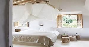 Idee De Deco Pour Chambre : des id es de ciel de lit d co pour la chambre ~ Melissatoandfro.com Idées de Décoration