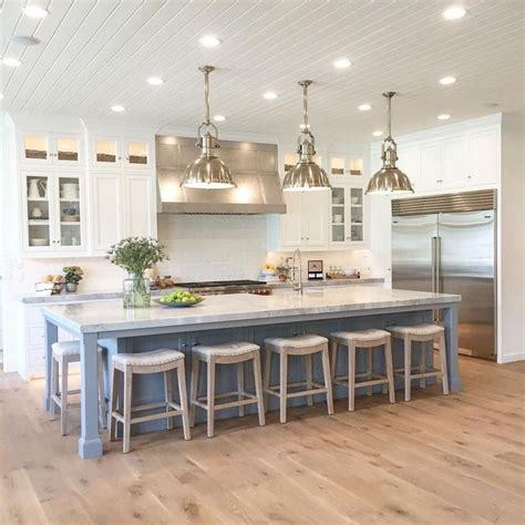 15+ Wondrous Island Kitchen Ideas