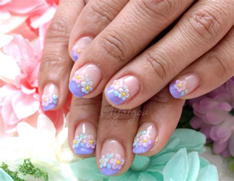 30+ Beautiful 3d Nail Art Design Ideas
