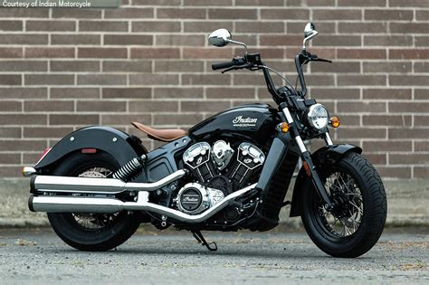 Indian Motorcycle Announces 2016 Models