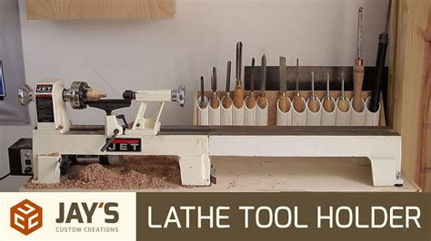 quick easy lathe tool holder jays custom creations