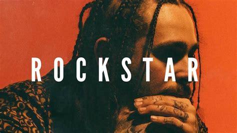Rockstar Ft. 21 Savage ( Lyrics Video