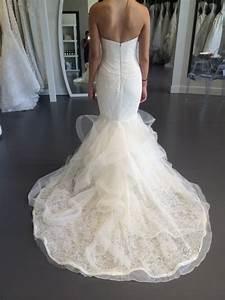 Vera wang new unworn lillian gown size 4 wedding dress for Vera wang lillian wedding dress