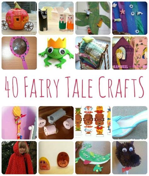 fairy tale crafts for preschool tale crafts crafts 751