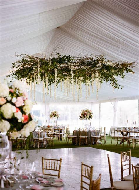 fancy tented wedding decoration ideas  stun