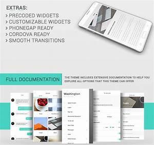 60 Best Mobile Web HTML Templates 2015