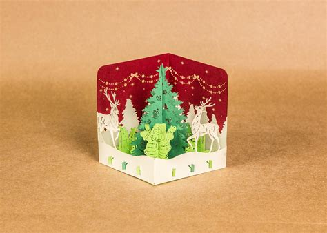 do you know the christmas pop up cards pop up cards supplier