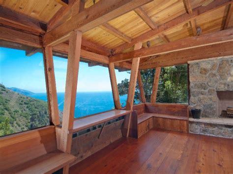 big sur cabin rental make like kerouac in this big sur cabin for 2 6 million