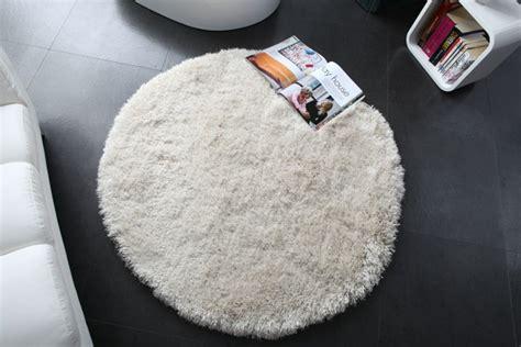 tapis blanc pas cher