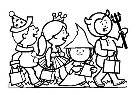 Halloween Free Coloring Pages Part 6