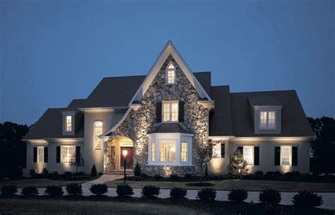 Exterior Home Lighting Ideas  Design Ideas