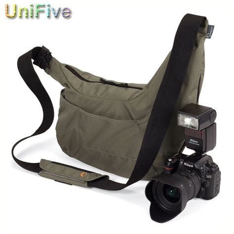 Blackgray Lowepro Passport Sling Slr Camera Bag Travel