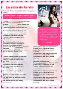 Le Sens De La Vie Tal by 8 Gratuit Fle Sens Fiches P 233 Dagogiques