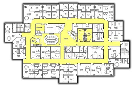 ceo office floor plan the executive office suites mandeville la Ceo Office Floor Plan