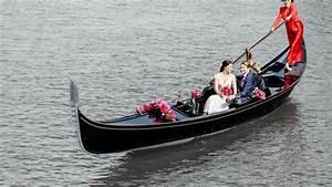 Romantic Gondola Ride Through Amsterdam Canals