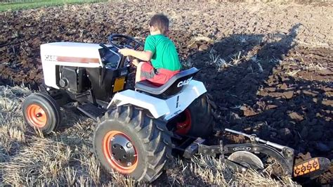 Garden Tractor by 226 328 Garden Tractor Plowing Tire Spinning