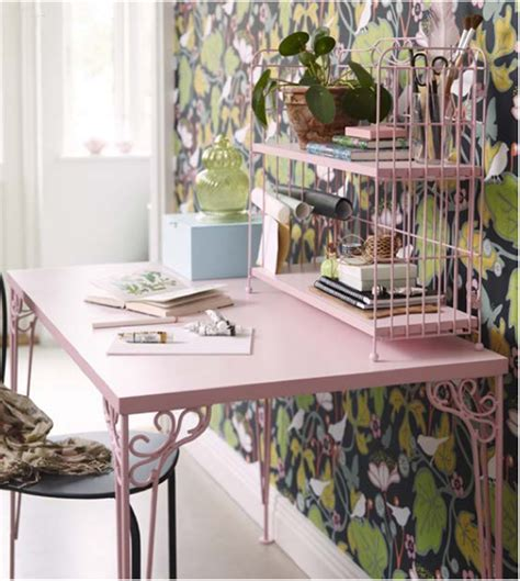 Pink Desk Ikea by Happy Friday And A Few New Things From Ikea Poppytalk