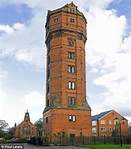 Victorian Water Tower