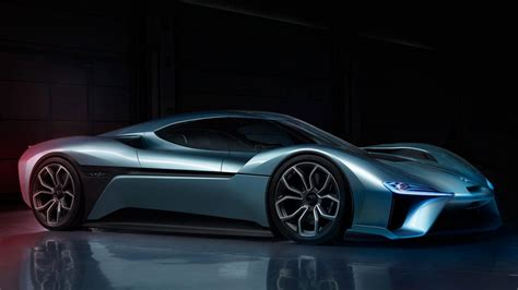 Did Nextev's New 1,360-hp Nio Ep9 Electric Supercar Set A