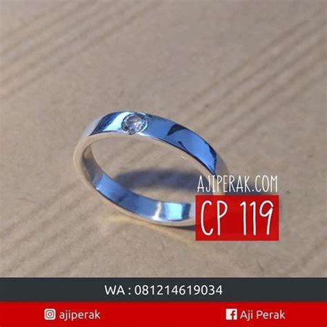 pengrajin dan penjual cincin perak di jakarta jual cincin perak dan single ajiperak